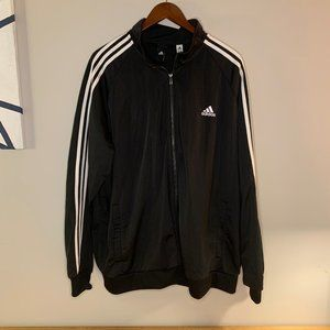 Adidas Three-Stripe Track Jacket, NWOT, Size 2XL